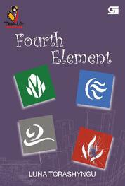Cover TeenLit: Fourth Element oleh