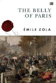 Pasar-Pasar Kota Paris (The Belly of Paris) by Emile Zola Cover