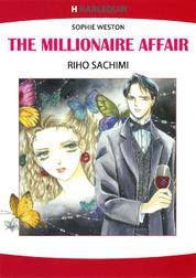 THE MILLIONAIRE AFFAIR by Cover