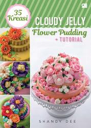 35 Kreasi Cloudy Jelly Flower Puding + Tutorial by Cover
