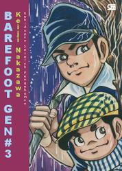 Cover Barefoot Gen #3: Kehidupan Setelah Pengeboman oleh