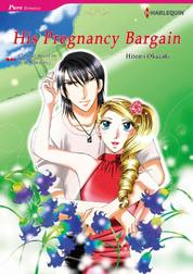 Cover HIS PREGNANCY BARGAIN oleh Kim Lawrence