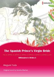 THE SPANISH PRINCE'S VIRGIN BRIDE by Cover