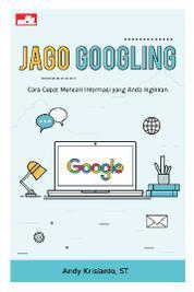 Cover Jago Googling oleh