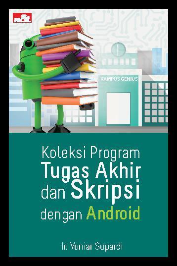 Jual Buku Koleksi Program Tugas Akhir Dan Skripsi Dengan Android