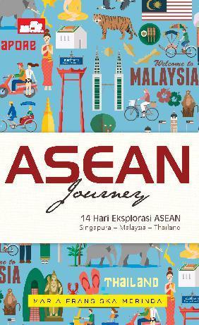 Buku Digital ASEAN Journey oleh Maria Fransiska Merinda