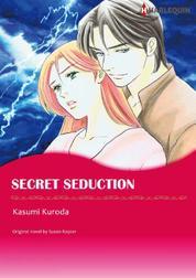 Cover SECRET SEDUCTION oleh Susan Napier