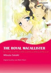 THE ROYAL MACALLISTER by Cover