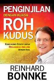 Penginjilan dengan Kuasa Roh Kudus by Reinhard Bonnke Cover