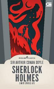 English Classics: Sherlock Holmes Short Stories#3 by Sir Arthur Conan Doyle Cover