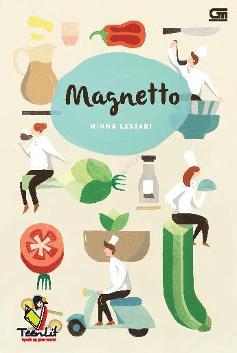 TeenLit: Magnetto by Ninna Lestari Digital Book