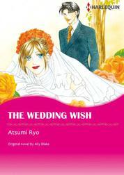 Cover THE WEDDING WISH oleh