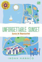Cover Unforgettable Sunset oleh Indah Hanaco