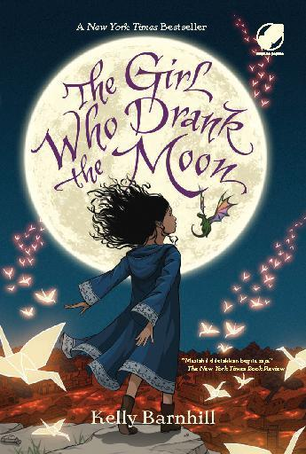 The Girl Who drank The Moon by Kelly Barnhill Digital Book
