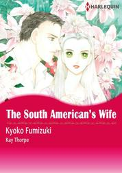 Cover THE SOUTH AMERICAN'S WIFE oleh