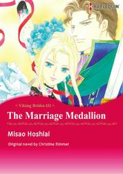 THE MARRIAGE MEDALLION by Cover