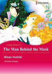 THE MAN BEHIND THE MASK by Cover