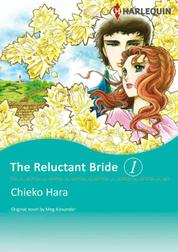 Cover THE RELUCTANT BRIDE 1 oleh