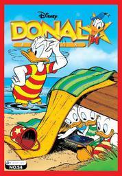 Cover DONAL BEBEK ED 34 oleh