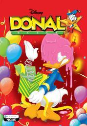 Cover DONAL BEBEK ED 35 oleh