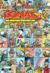 Cover DONAL BEBEK ED 38 oleh