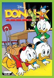 Cover DONAL BEBEK ED 40 oleh