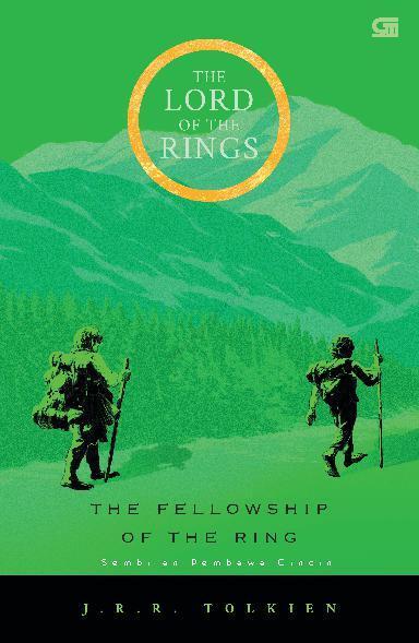 The Lord of The Rings: Sembilan Pembawa Cincin (The Fellowship of The Ring) *Cetak ulang cover baru by J.R.R. Tolkien Digital Book