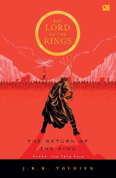 Buku Digital The Lord of The Rings: Kembalinya Sang Raja (The Return of The King) *Cetak ulang cover baru oleh J.R.R. Tolkien