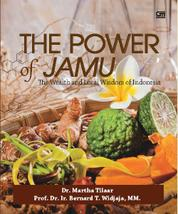Cover The Power of Jamu (English Version) oleh