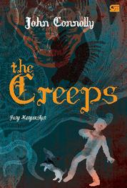 Cover Samuel Johnson #3: Yang Mengerikan (The Creeps) oleh John Connolly