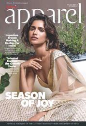 Cover Majalah apparel Oktober 2017