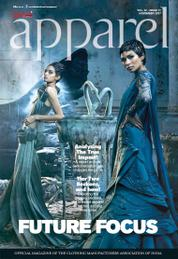 Apparel Magazine Cover November 2017