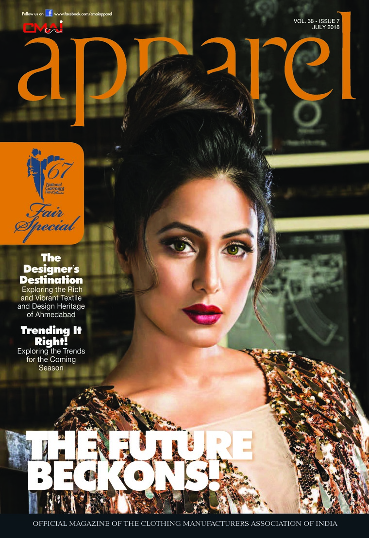 Apparel Digital Magazine July 2018