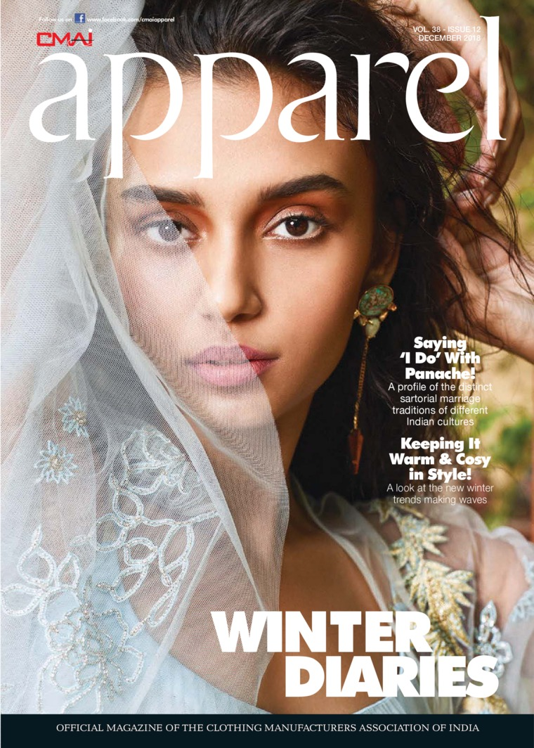 Apparel Digital Magazine December 2018
