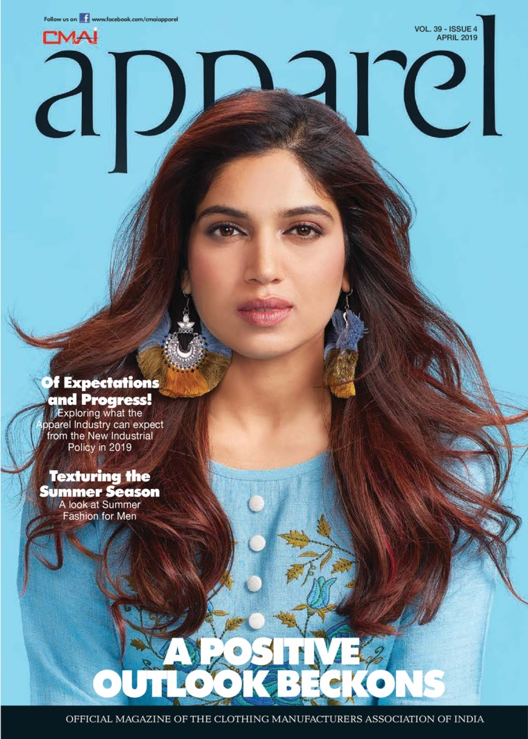 Apparel Digital Magazine April 2019