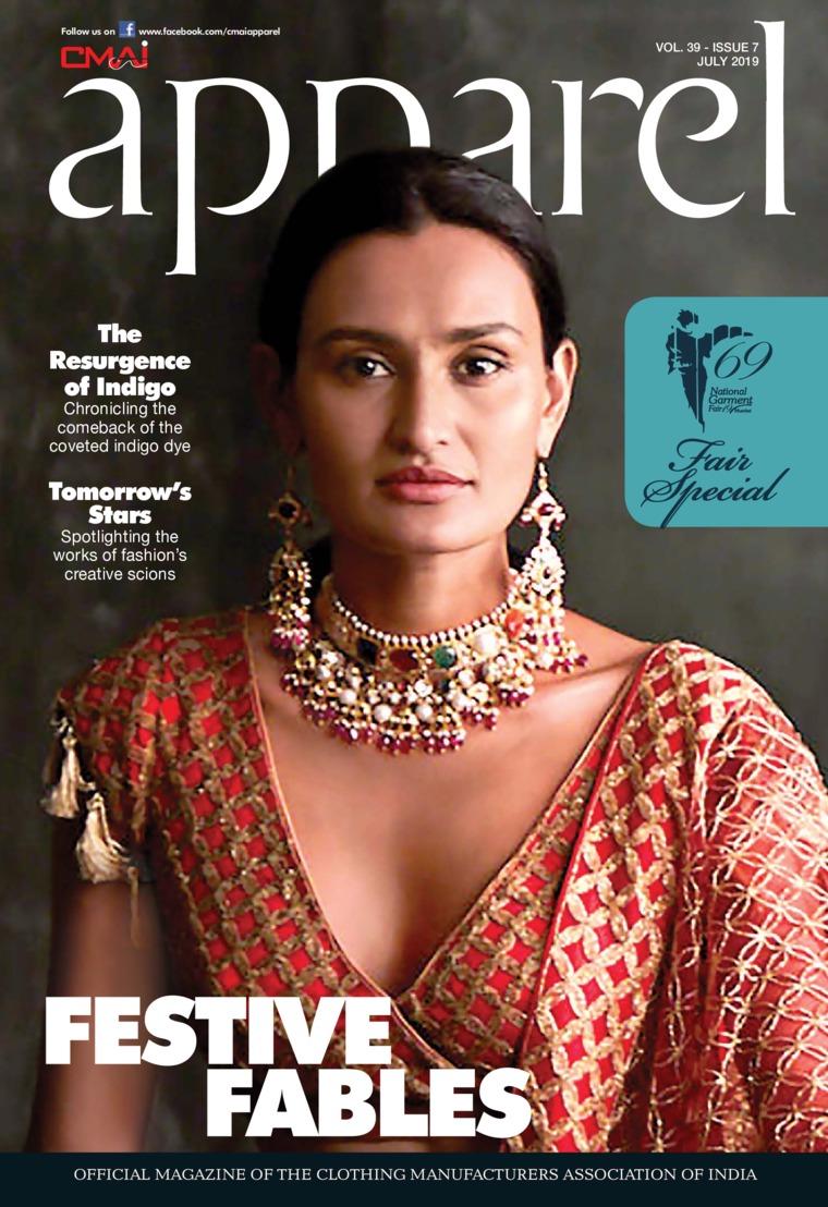 Majalah Digital apparel Juli 2019