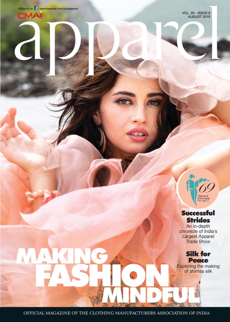 Majalah Digital apparel Agustus 2019