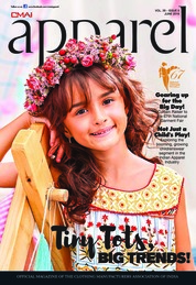 Apparel Magazine Cover June 2018