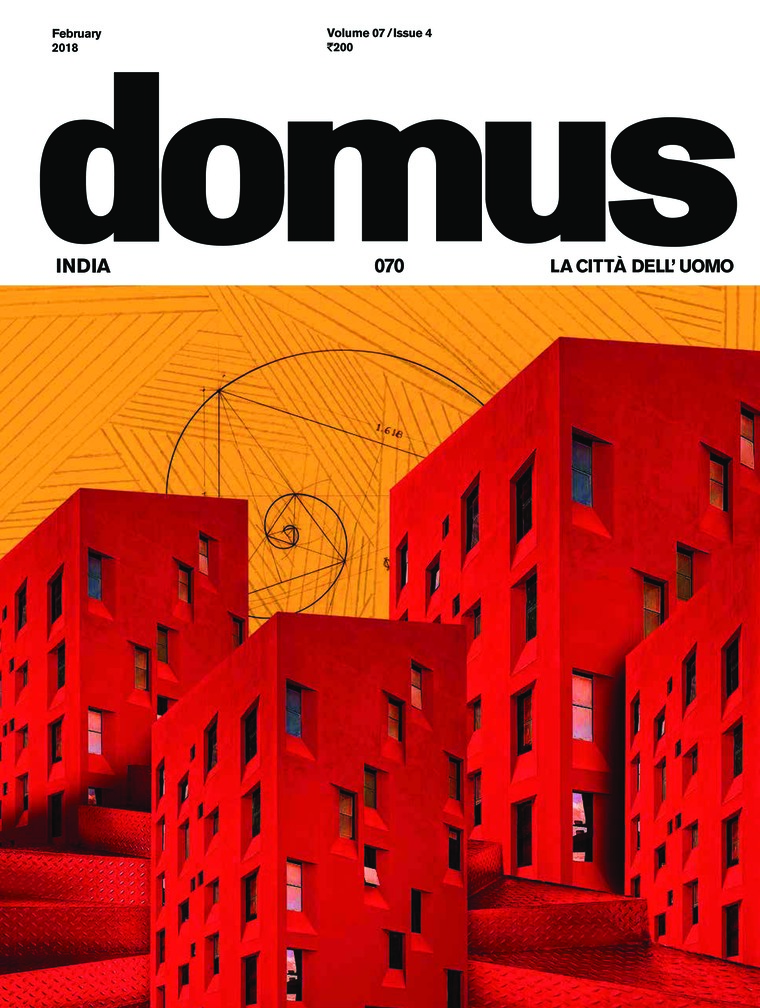 Majalah Digital domus India Februari 2018