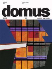 Domus India Magazine Cover November 2017
