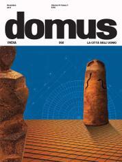Domus India Magazine Cover December 2017