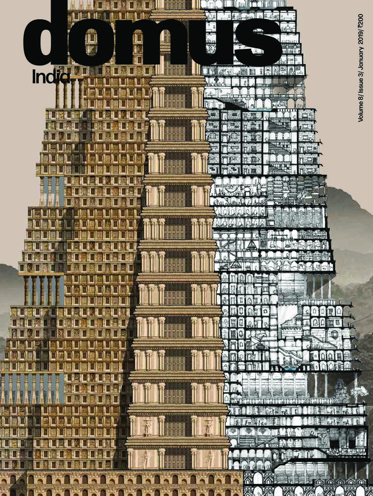 Domus India Digital Magazine January 2019