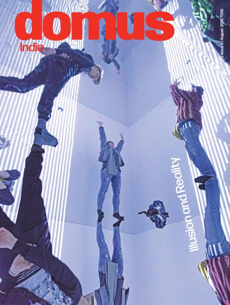 Domus India Digital Magazine August 2019