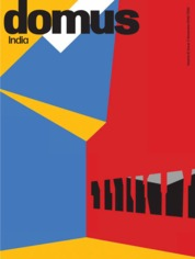 Domus India Magazine Cover November 2018