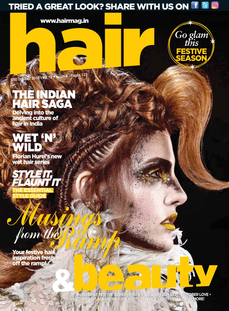 Majalah Digital Hair & Beauty Oktober 2018