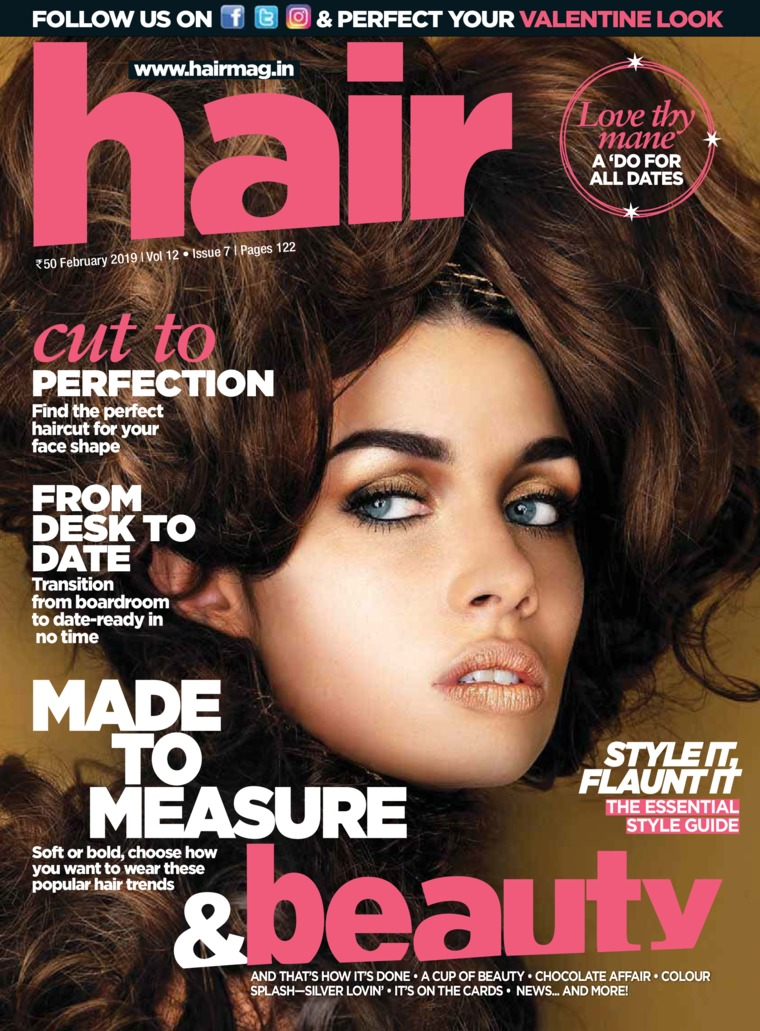 Hair & Beauty Digital Magazine February 2019