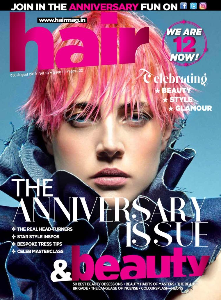 Hair & Beauty Digital Magazine August 2019