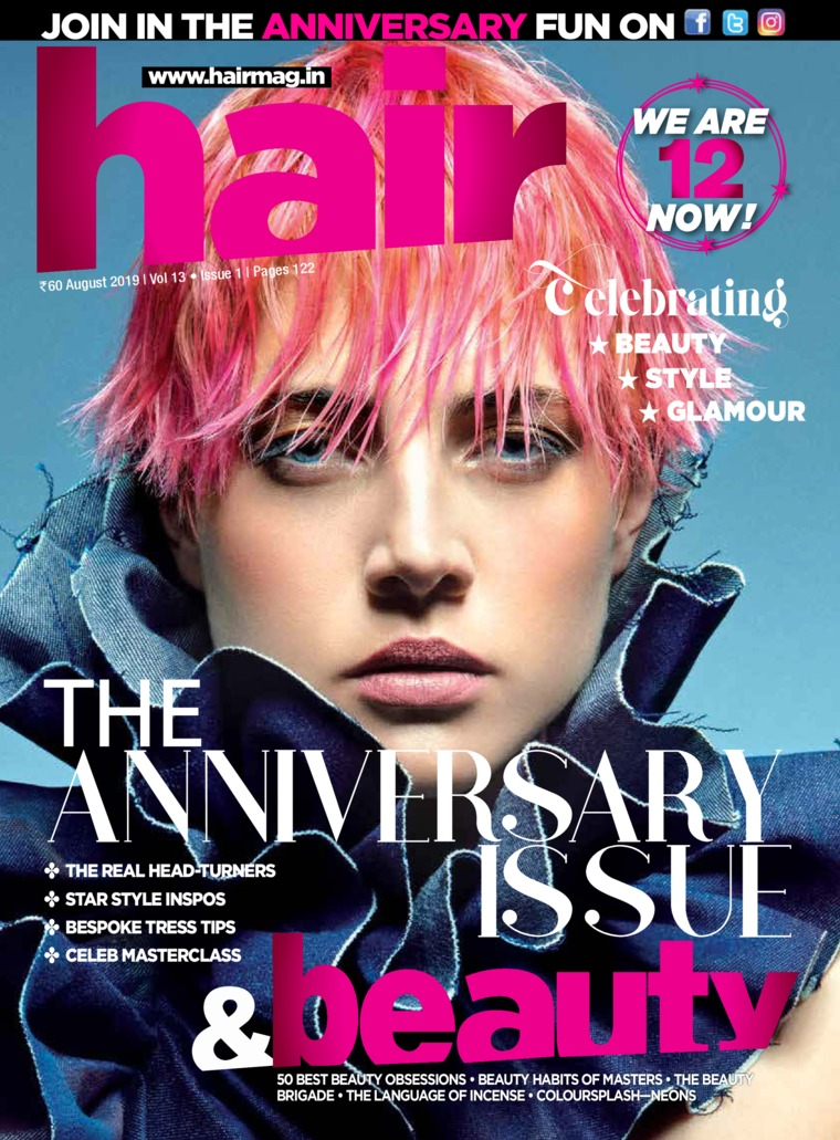 Majalah Digital Hair & Beauty Agustus 2019