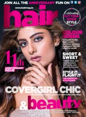 Hair & Beauty Magazine Cover August 2018
