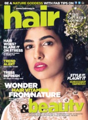 Hair & Beauty Magazine Cover June 2019